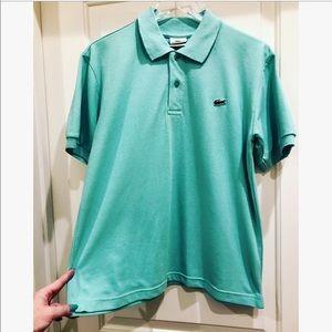 Lacoste Classic Polo Shirt Light Green L/5